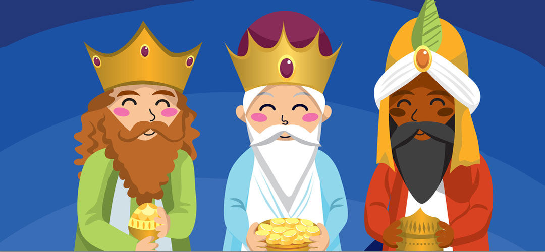 Three Kings Tradition | Tradición de los Reyes Magos