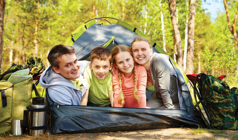 Camping: 7 tips for sleeping in a tent | 7 consejos para dormir en carpa