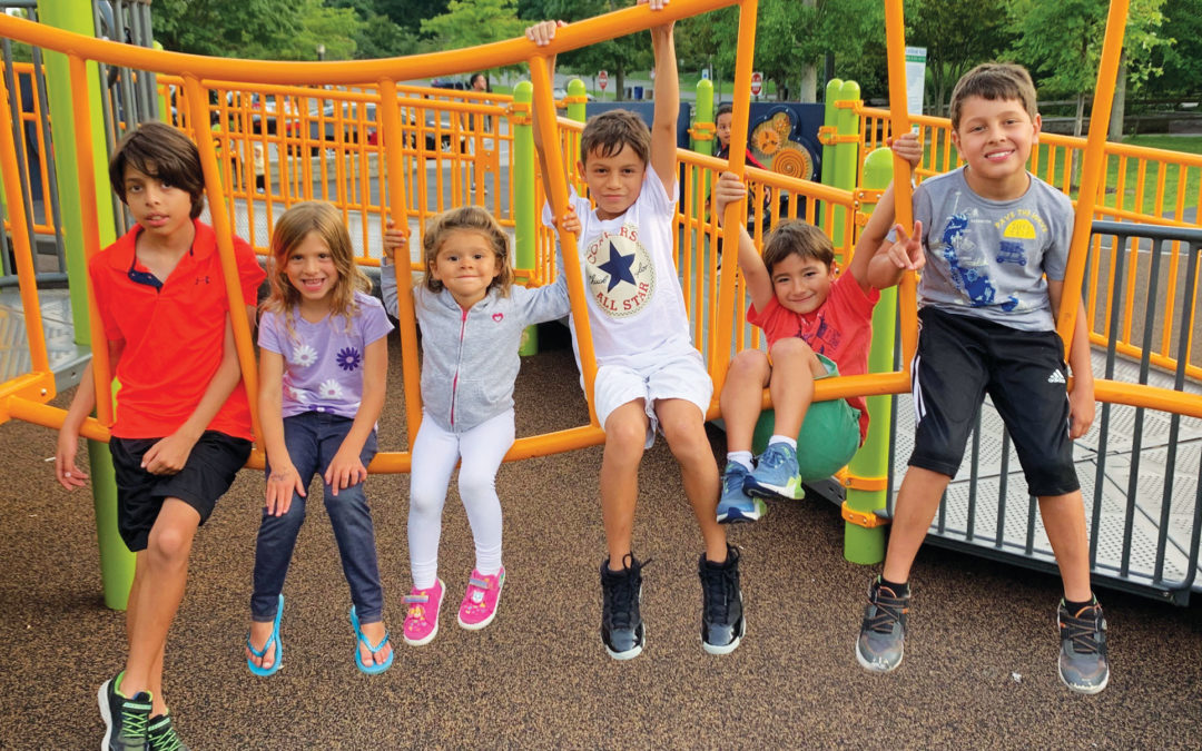 Top Playgrounds in Westchester