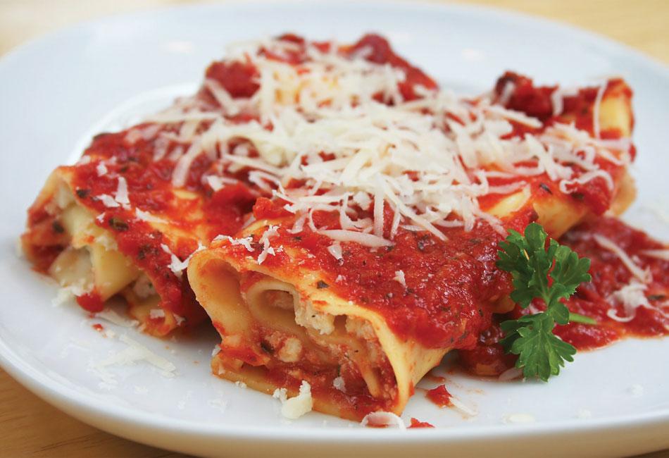 Recipe: Cannelloni