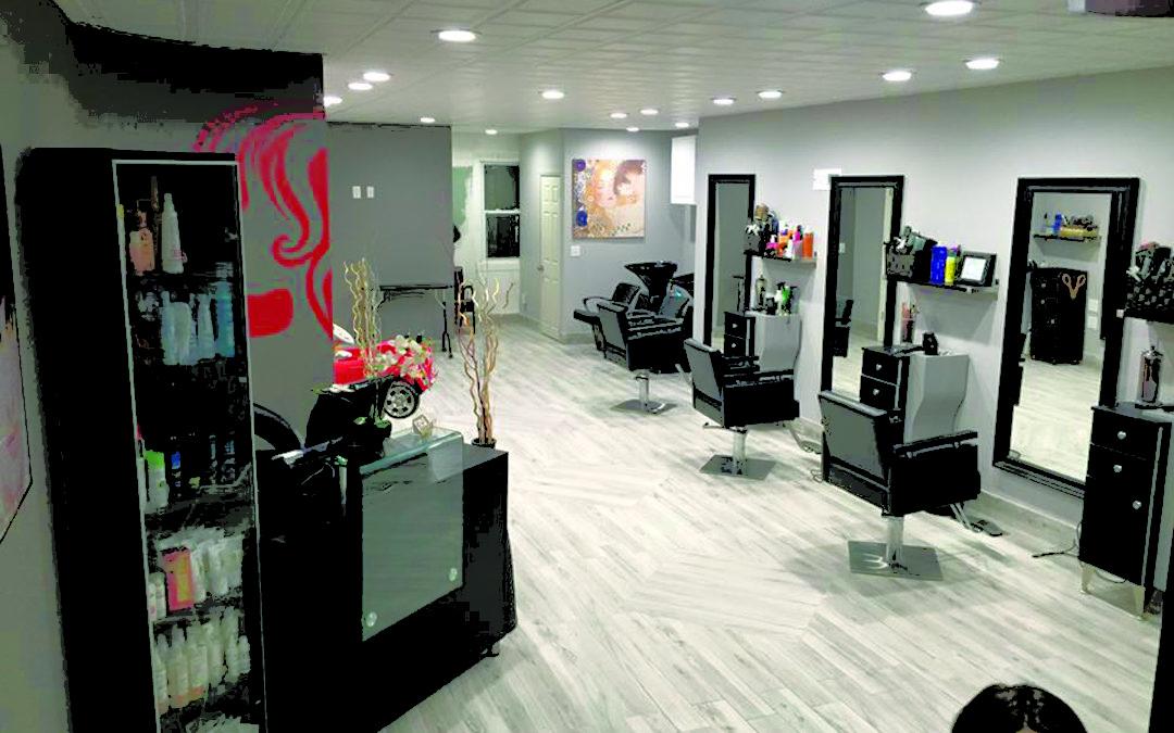Hair Salon Celebration