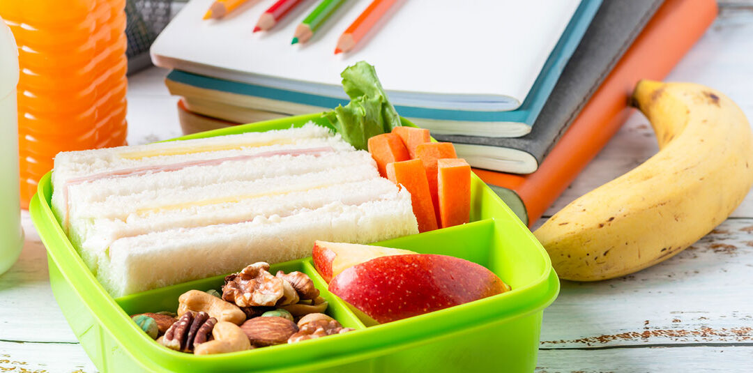 School Lunch Time